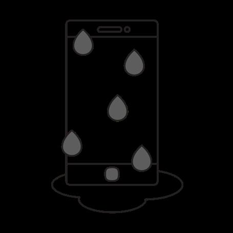 Recuperación de datos por agua