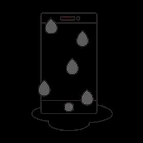 Recuperación Iphone Mojado